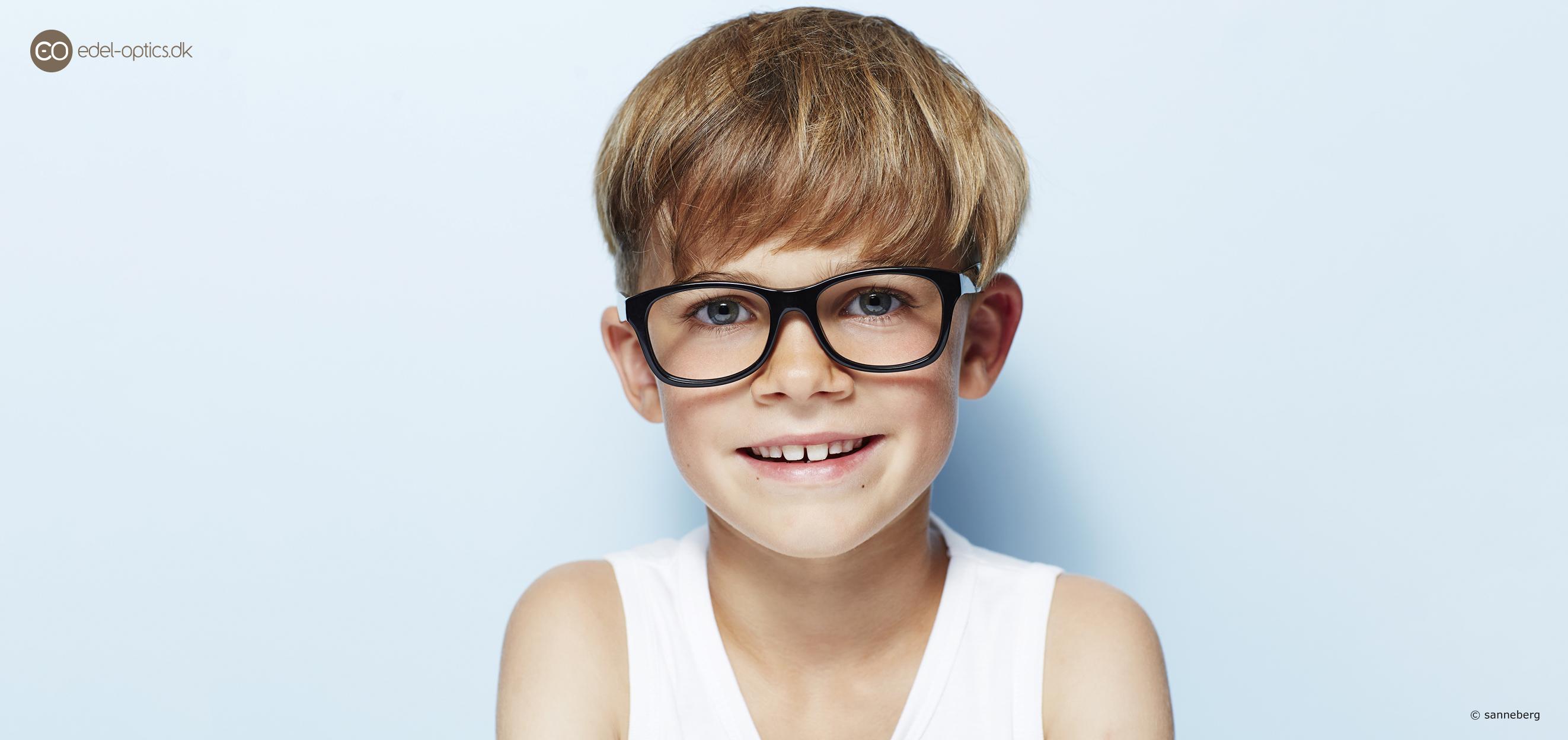 c4427ea6b124 Børnebriller  ikke længere en brilleabe - Edel Optics Blog